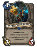 Visualization of Unfair Chickenizer by IosifChezan