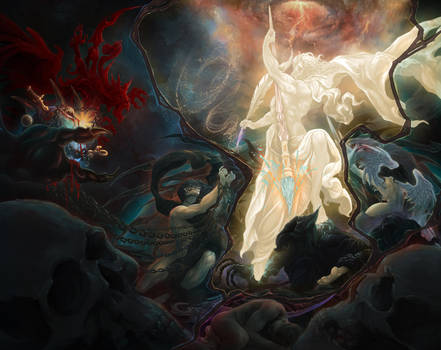 Glimmer, Glimmer, Shards of My Soul... by IosifChezan