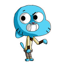 Gumball Watterson by lilie-pucisse