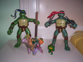 Presents for Birthday ALL TMNT by Lein744
