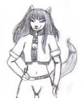 the new Ninjara  TMNT by Lein744
