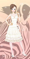 Bella wedding Dress by Lein744