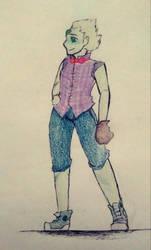 Hipster Peridot by KindaRudeCanadian