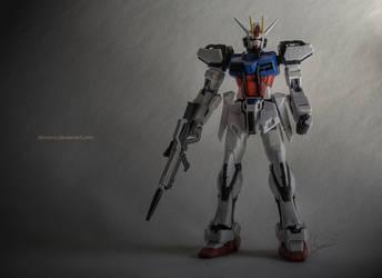 Aile Strike Gundam by demarcs