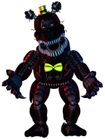 (SFM/FNAF/Collab Entry) Nightmare by Fazband83