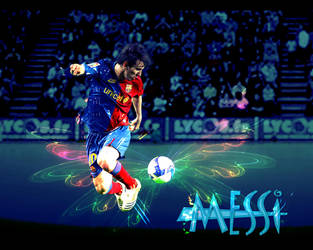 Messi by TMD-MQdesign