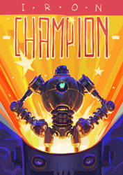 IRON CHAMPION by Deviangread