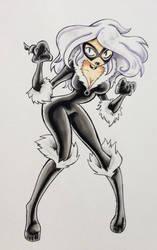 Black Cat by Underburbs
