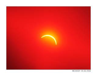 Eclipse II by mcaksoy