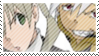 Maka and Soul Stamp by Kibby47
