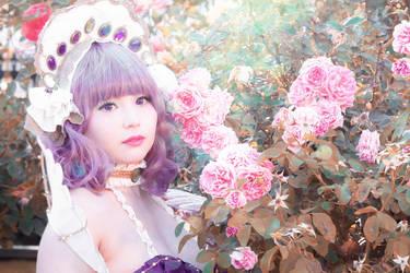 Romantic Roses by Auris-Lothol