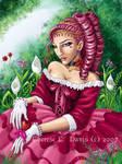 Miss Valentine by thereseldavis