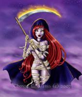 Halloween: A Grim Girl by thereseldavis