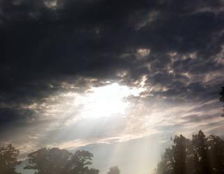 Heavens light by Iamcalledmax