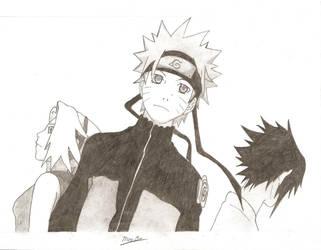 Naruto-Shippuden by Iamcalledmax