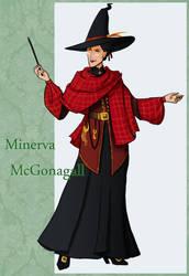 McGonagall rocks. by kit466