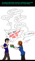 Comic- Med Lab Madness 1 by Absolute-Sero