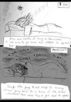 Comic - student sleep by Absolute-Sero