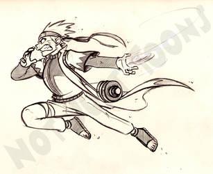 Naruto Sage by Morpheus306