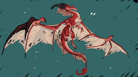Red Dragon by Morpheus306