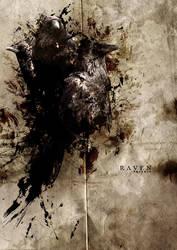 Raven by p-h-o-e-n-y-x