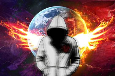 My world is broken... by 972oTeV