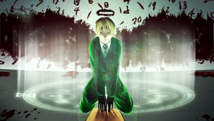 [Hetaoni] - Blind Angel by Kalafin99