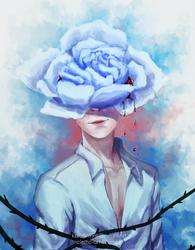 Flower Boy by Kalafin99