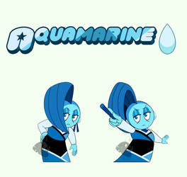 Aquamarine - Ref by nrwynter