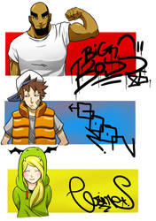 The Crew by NTactics