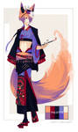 [CLOSED] Genie Adoptable 1 by Piku-chan21