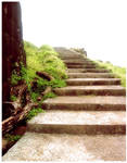 Stairs to heaven by Sri-Fotography