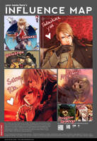 Influence Map by gingaspace