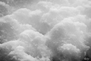 Minimalistic Snow III by fr31g31st