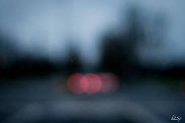Regenmalerei I by fr31g31st
