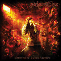 GodComplex-Album Cover by mlappas