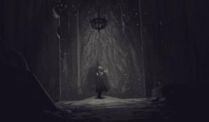 Wanderer by JNathanIllustration