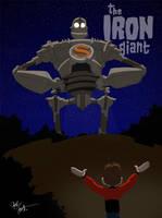 Iron Giant Project by JoshawaFrost