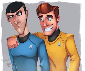 Talken About Your Best Friend!! by JoshawaFrost