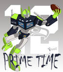 Prime Time!!!! by JoshawaFrost