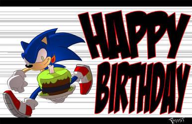 Birthday Gift by JoshawaFrost