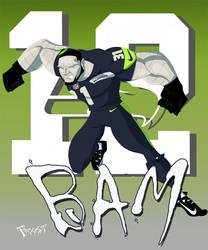BAM BAM KAM!!! by JoshawaFrost