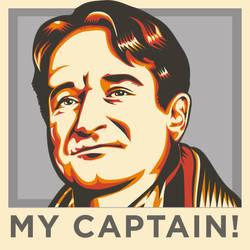 Robin Williams by fernantadeo