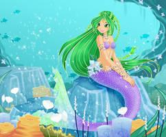 Mermaid by Bloom2