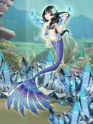 LP: Gretta Mermaid by Bloom2