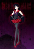 Corrupt Sailor Mars by Bloom2