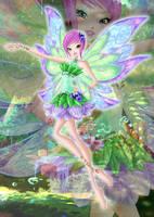 Tecna Livix Fairy by Bloom2