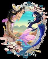 Mermaids by Bloom2