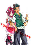 DiGi and TRiPPY by tikal