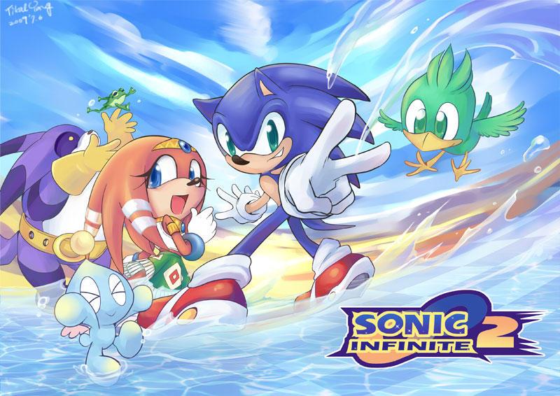 Sonic donjishi cover 2 by tikal